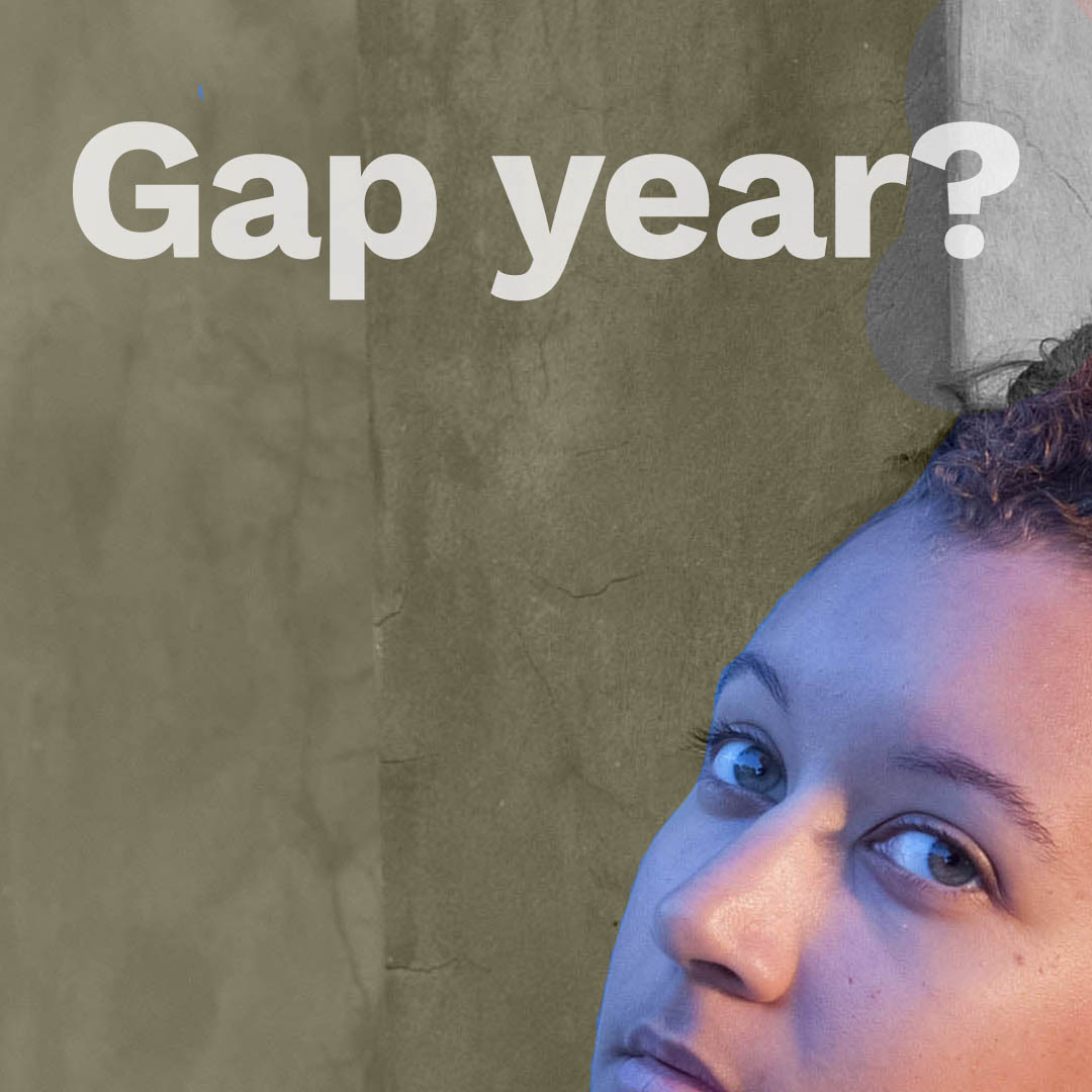 A structured gap year can be just what you need.