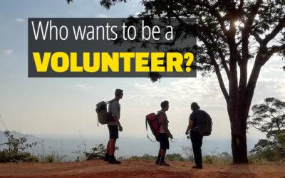5 types of international volunteers