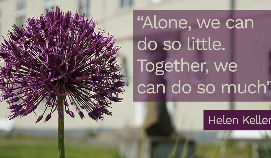 Living & working together