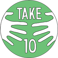 Volunteer training is an essential part of the Take 10 Volunteer programme.