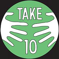 Volunteer training is an essential part of the Take 10 Volunteer programme.