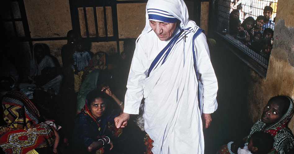 Mother Theresa: Charity