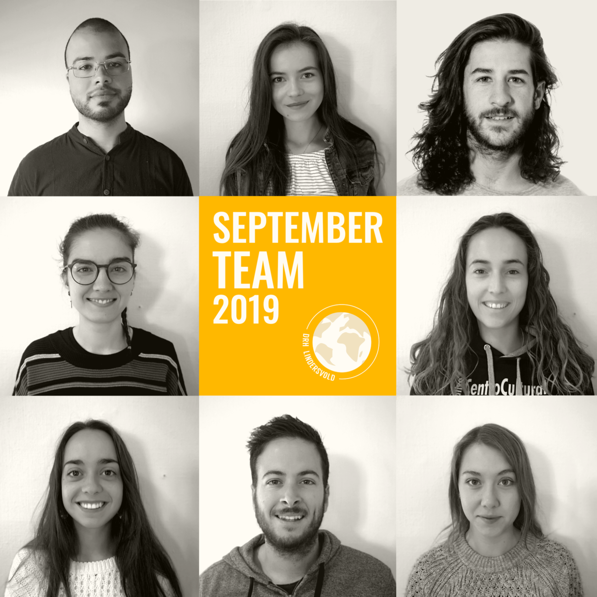 Take 10 September Team