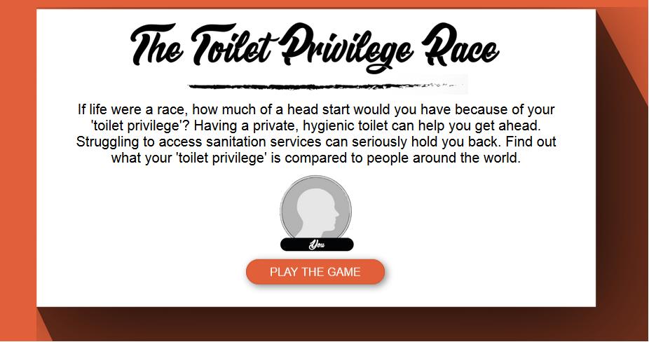 The Toilet Pirivilege Game