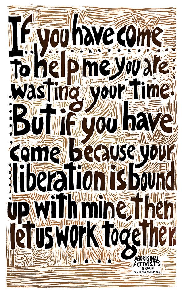 Solidarity activism