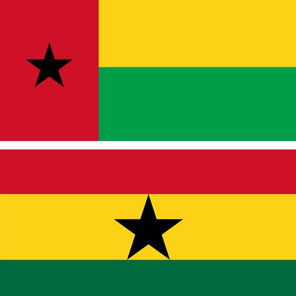 Ghana and Guinea-Bissau liberation