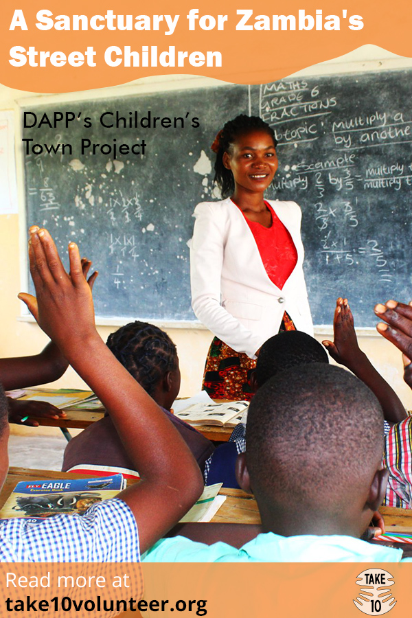 DAPP Zambia - Children's Town