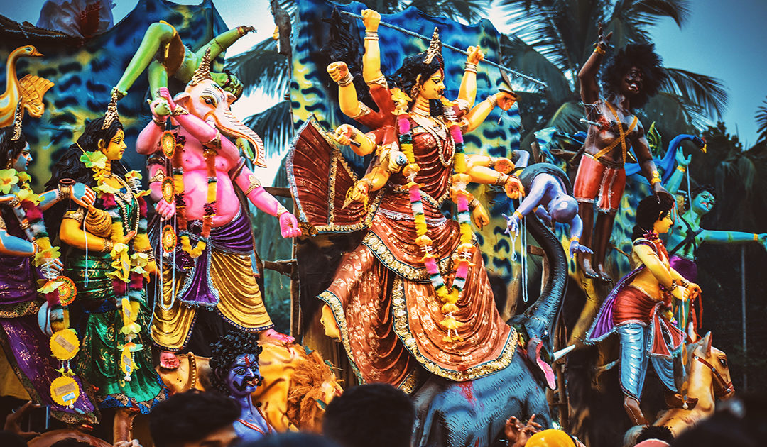 6 of India's Most Colorful Festivals