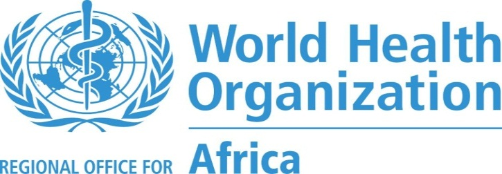 World Health Organization Africa