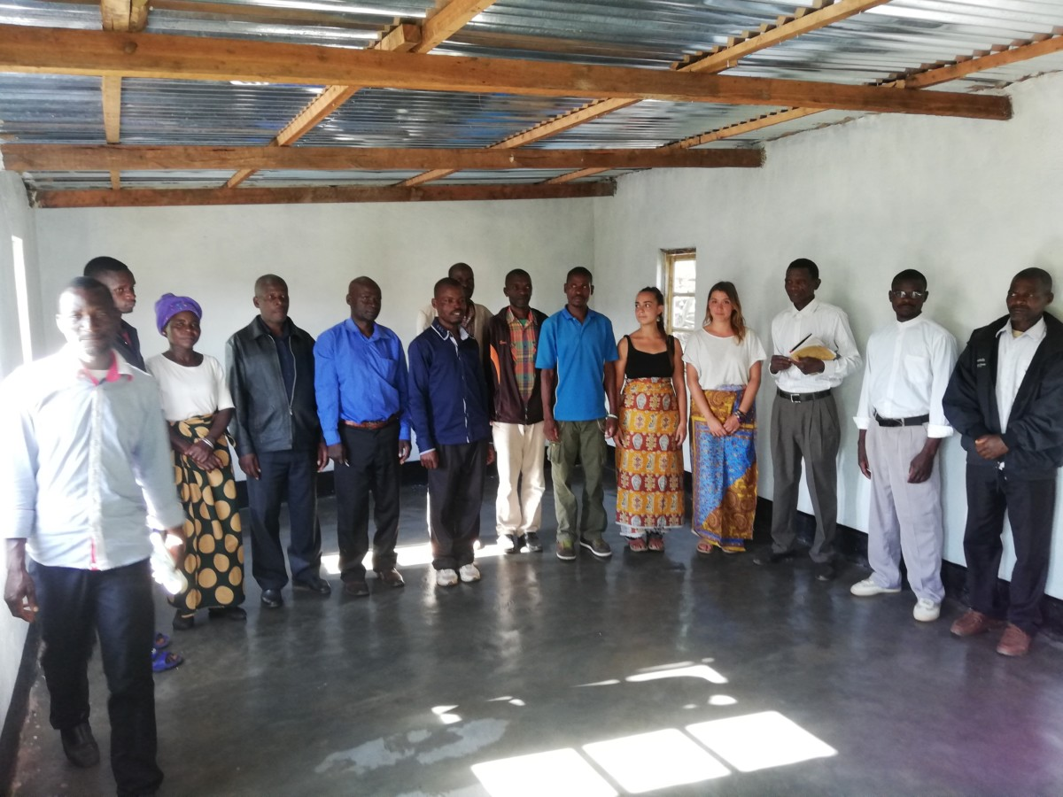 Volunteer Malawi Teacher Training