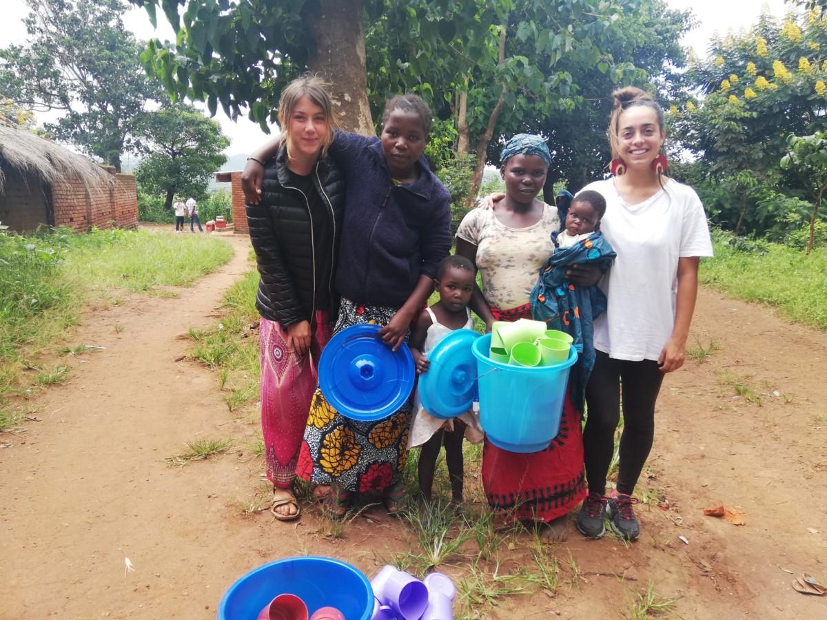 Volunteer Malawi Teacher Training