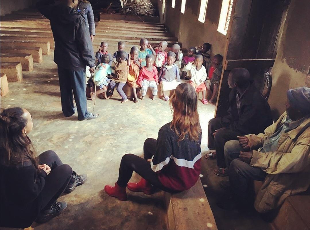 Volunteer Malawi Preschools